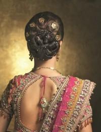 WEDDING BRIDAL HAIR STYLE (1)