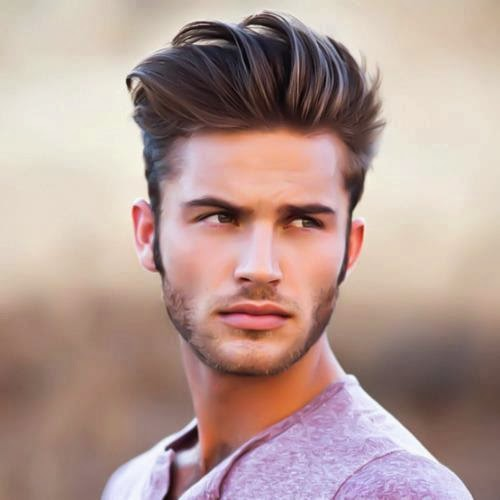 Messy Hairstyle For Boys