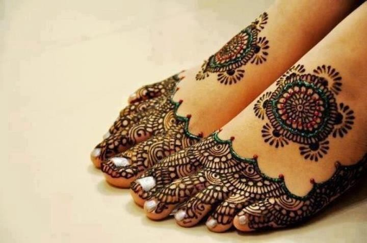 Henna Designs  Beauty Trendz Salon &amp Spa